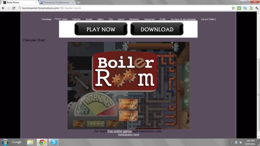 Boiler Room Boilerroomscore