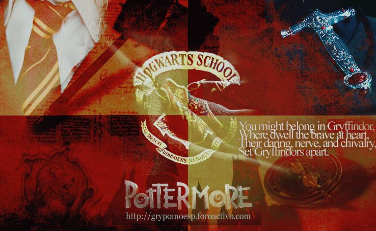 Foro gratis : Gryffindor Pottermore Español Cabecera1