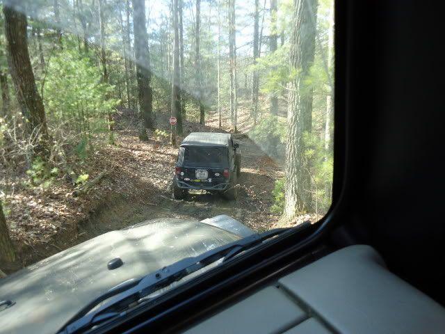 The Mooseicons first wheeling trip DSC00074