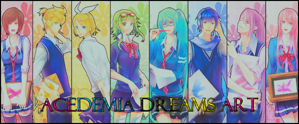 Academia Dreams Art