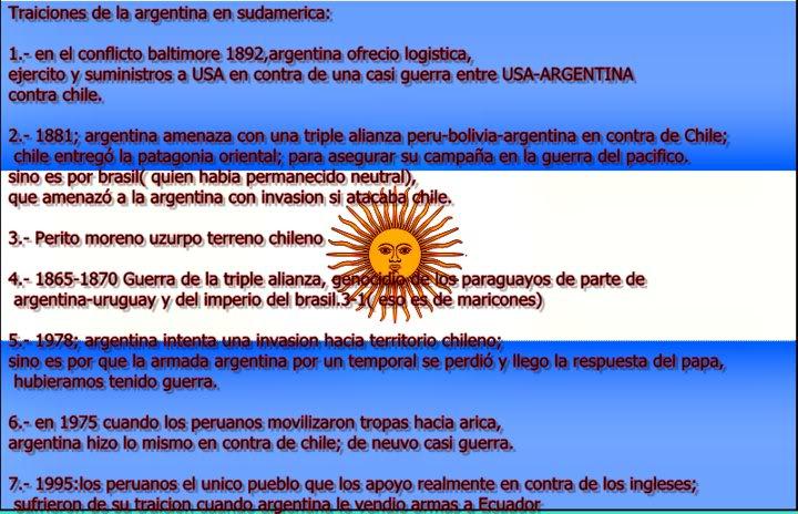 Cancion para Estados Chilenopro