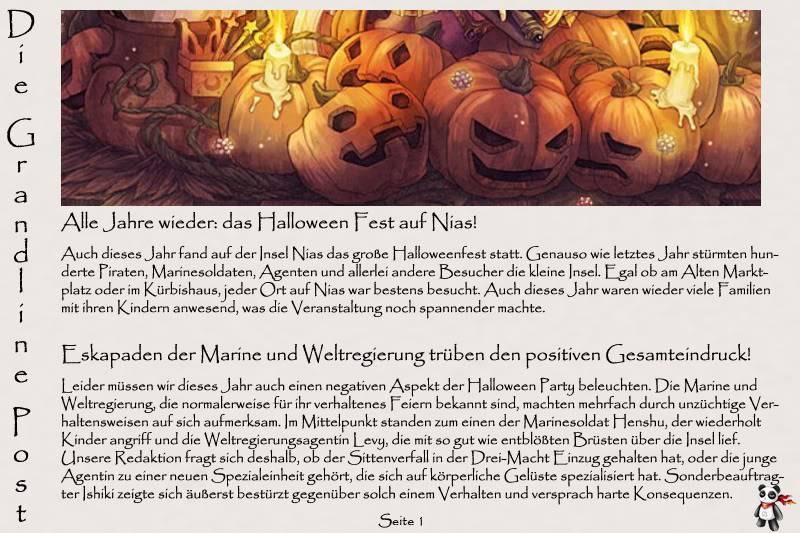 Grandline Post [Ausgaben 2010 / 2011] Halloween1