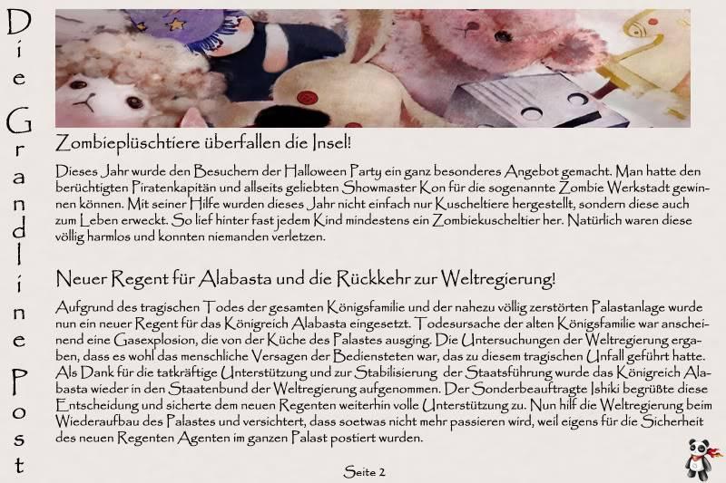 Grandline Post [Ausgaben 2010 / 2011] Halloween2