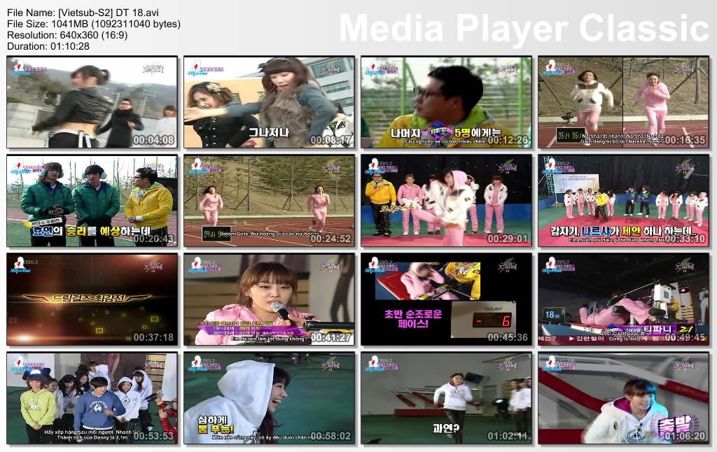 [Vietsub-S2] Dream team (Update EP 101, 102 & 18, 19, Special Asian DT) Thumbs20120103115155