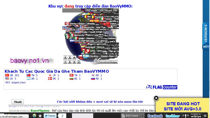 KỶ LỤC về số lượng khách truy cập diễn đàn BaoVyMMO Kyluc3