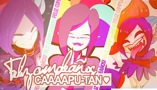 ¡Joyeux anniversaire, Capullito Z! 1