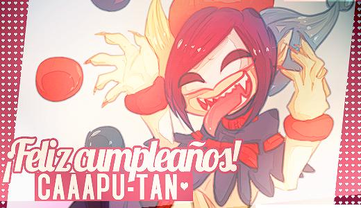 ¡Joyeux anniversaire, Capullito Z! 2