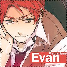 ⊱ C E R T A T I O ⊰ - Página 9 Evan