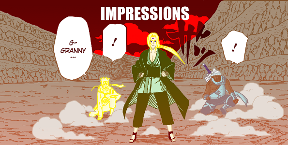 [Review] Naruto chapter 561 - 562 ImpressionsBanner