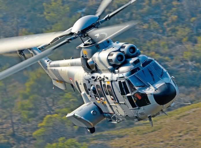 Helicoptero EC725 Super Cougar FAM (Parte 1) Rotor-89