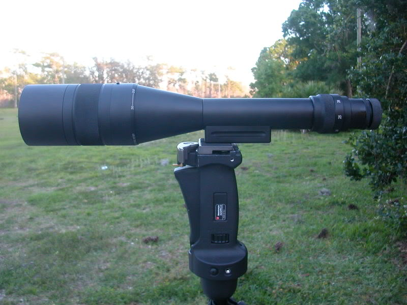 USO Spotting scope Spotterandrange015