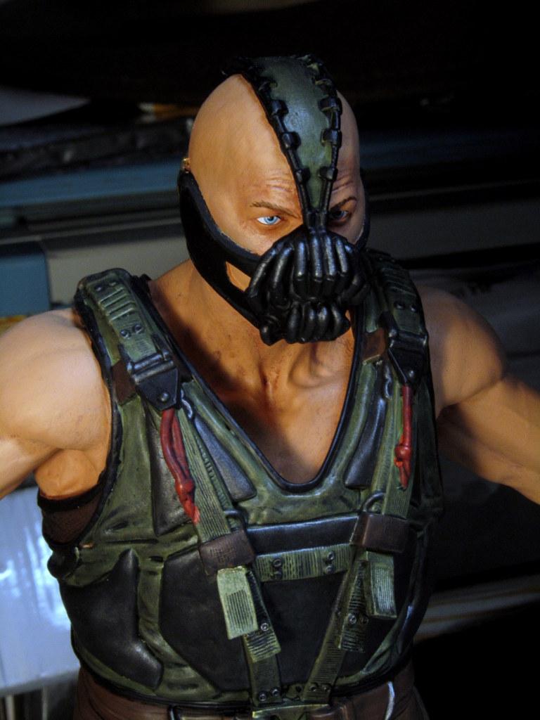 1:6 The Dark Knight Rises - BANE IMG_3940
