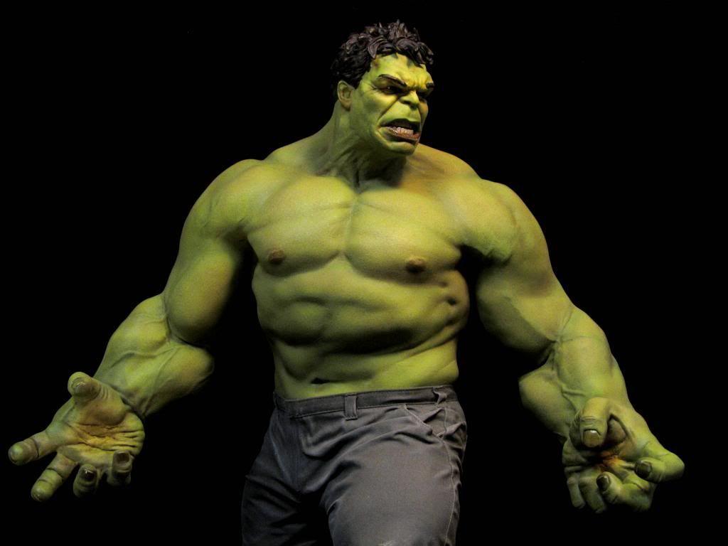 [Sideshow] Hulk Avengers Maquette - Página 3 IMG_4527