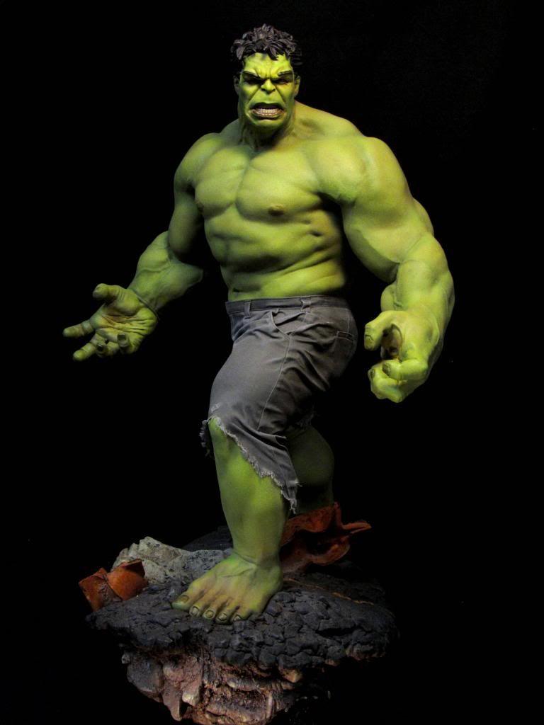 [Sideshow] Hulk Avengers Maquette - Página 3 IMG_4532