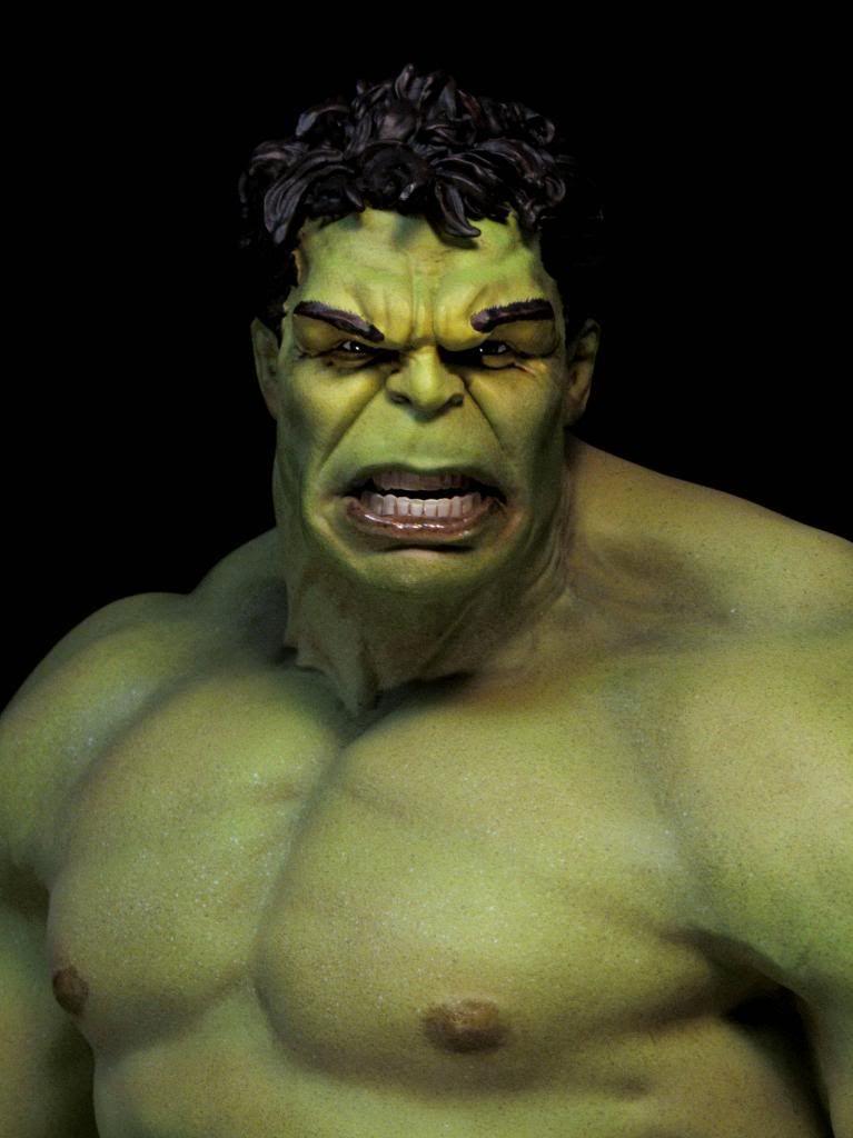 [Sideshow] Hulk Avengers Maquette - Página 3 IMG_4534