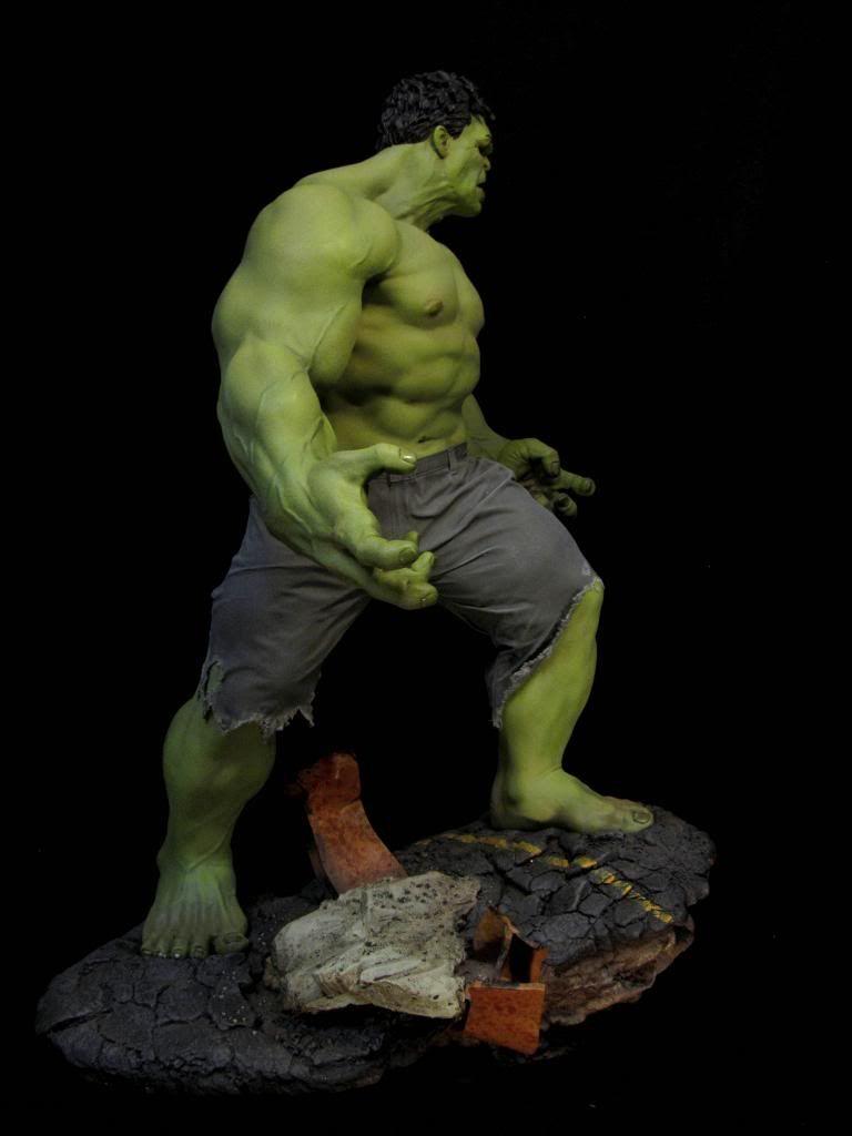 [Sideshow] Hulk Avengers Maquette - Página 3 IMG_4559