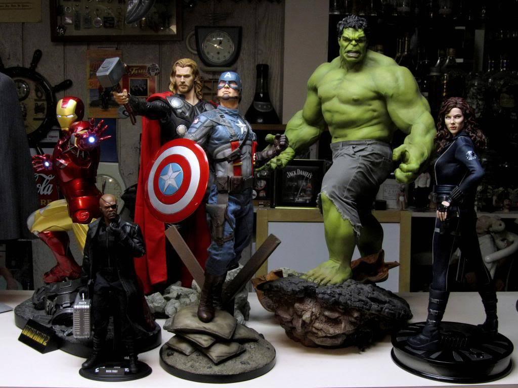 [Sideshow] Hulk Avengers Maquette - Página 3 IMG_4596