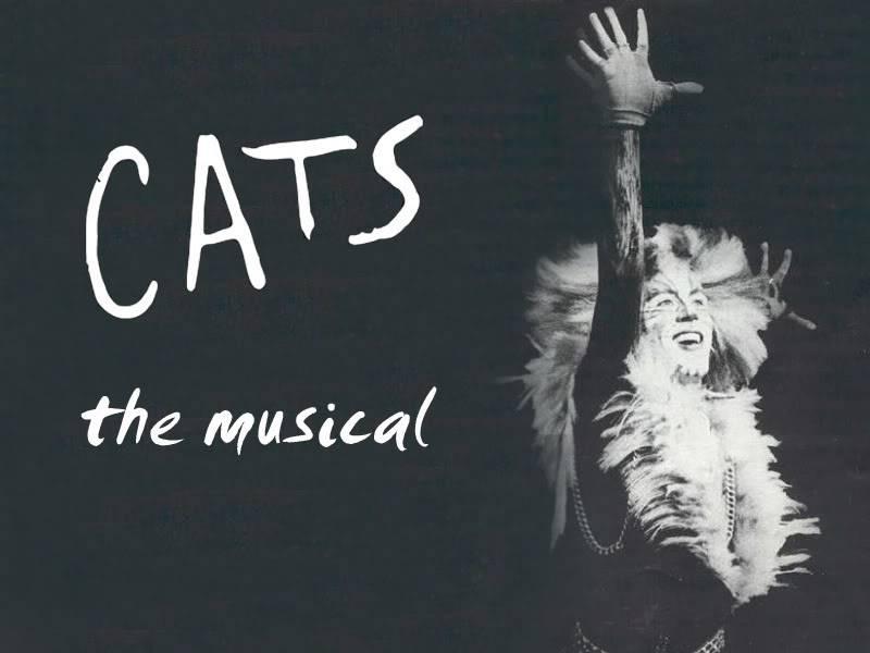 Мои работы. Catsthemusical