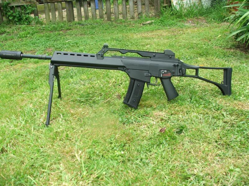 Dylans new gun DSCF3365