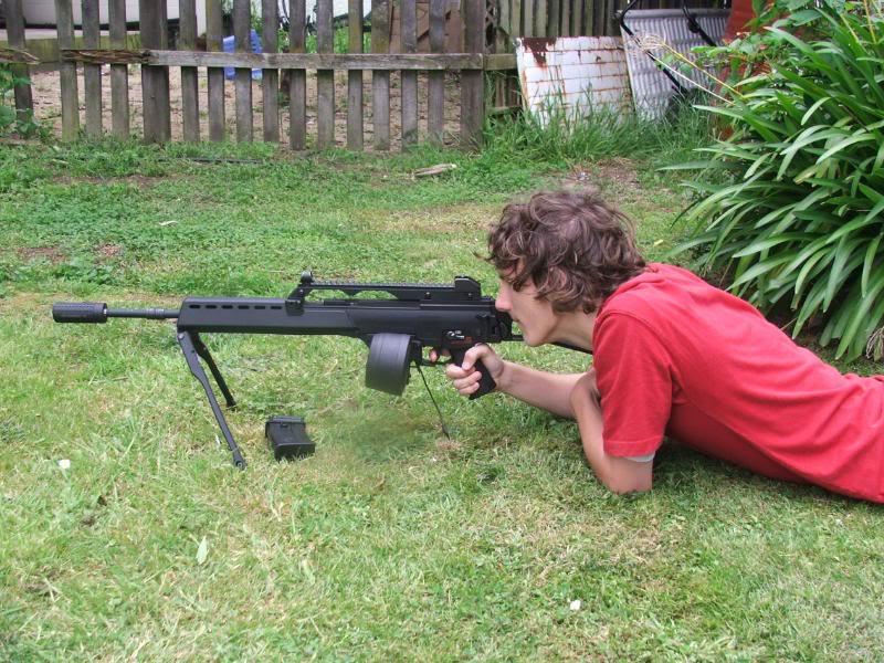 Dylans new gun DSCF3366