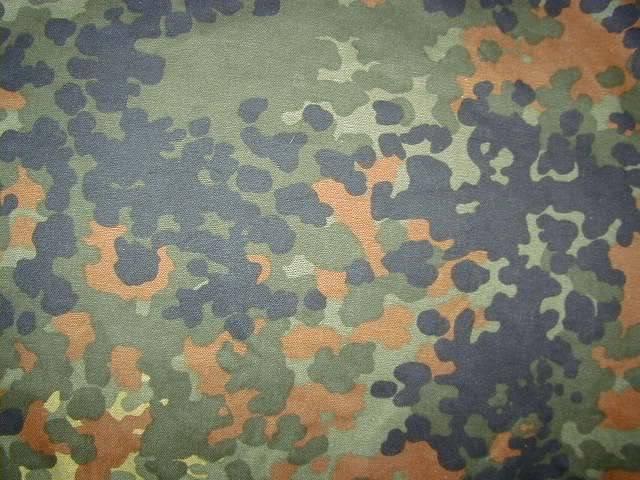 Camo patterns Flecktanrpattern