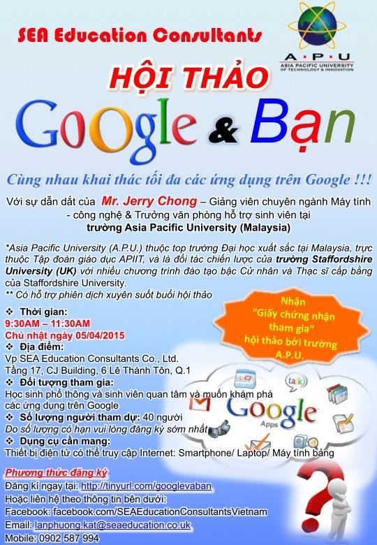 Hội thảo Google và Bạn – Cùng nhau Khai thác tối đa các ứng dụng trên Google Googleampban_zpsetciv5ij