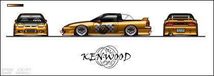 kenwood-i tuunide müük 240sx-1