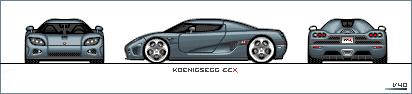 Koenigsegg V40kx9