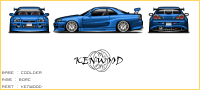 kenwood-i tuunide müük Skyline-2