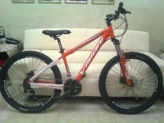 newbie help, bike set-up + advice .. Vision