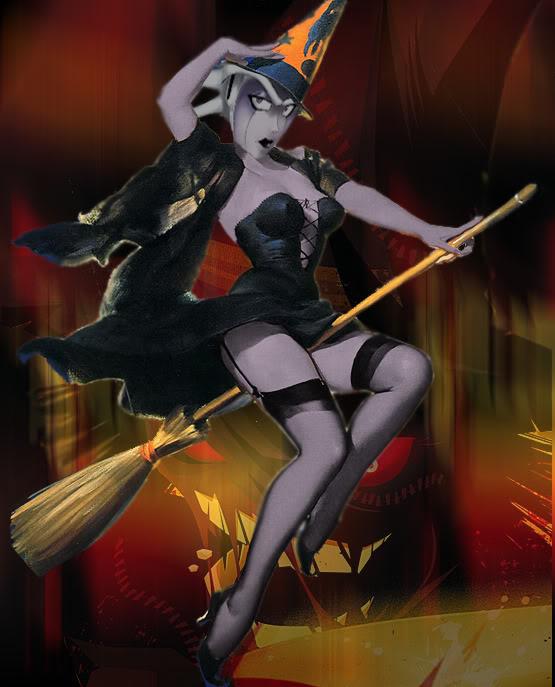 Fight GFX Cosplay DBZ Crystallis-witch-1