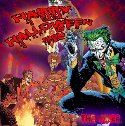Fight GFX Halloween Joker-Halloween