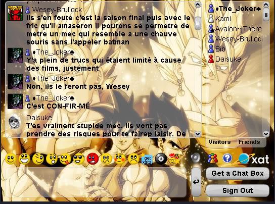 Les citations et moments drôles de la box~ - Page 6 Wesey2