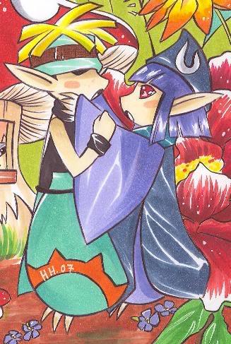 Ficha de Vaati Dibujo-65