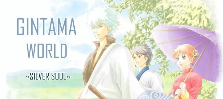 ~~Gintama world~~