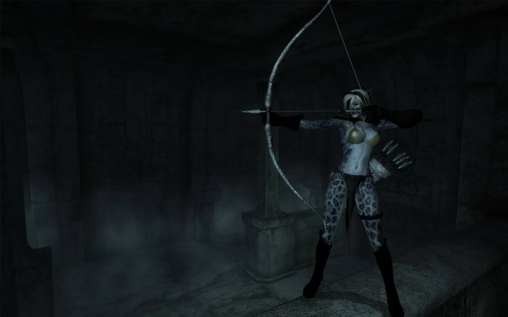 My Oblivion Characters Archery