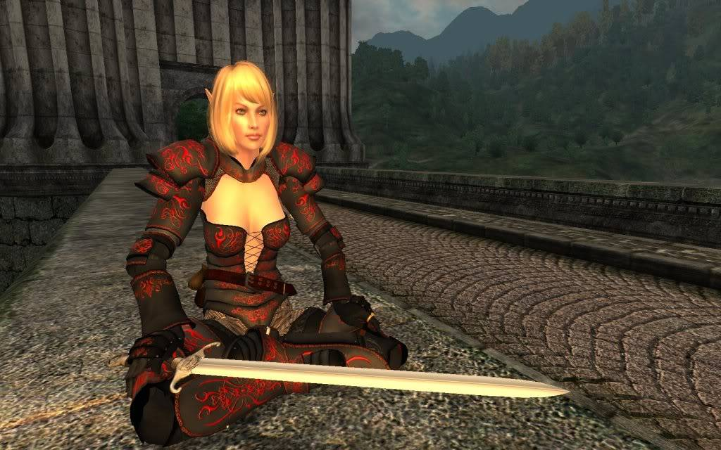 My Oblivion Characters Baroness-1