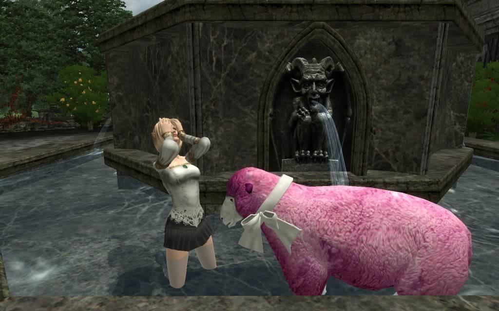 My Oblivion Characters NowPink