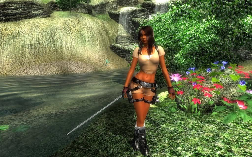 My Oblivion Characters TombRaider