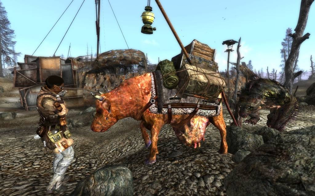 Screenshots - Gideon In The Wasteland