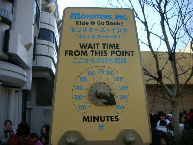 [Tokyo Disney Resort] Une année record malgré la crise DSCN1721