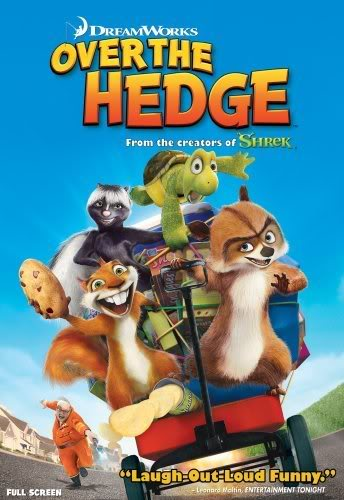 Over the hedge/otr puss ˛ogam Over