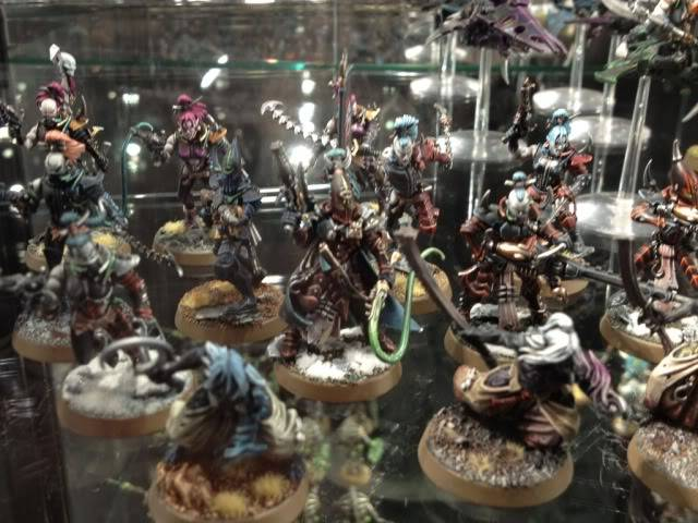 Dark Eldar at Warhammer World Pictures 4DD01098-B305-473F-9064-6FF7BD37DF2D-11998-00000303F179BDDE