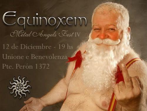 METAL ANGELS FEST IV - Unione e Benevolenza [12 y 13 de Diciembre] Flyer7
