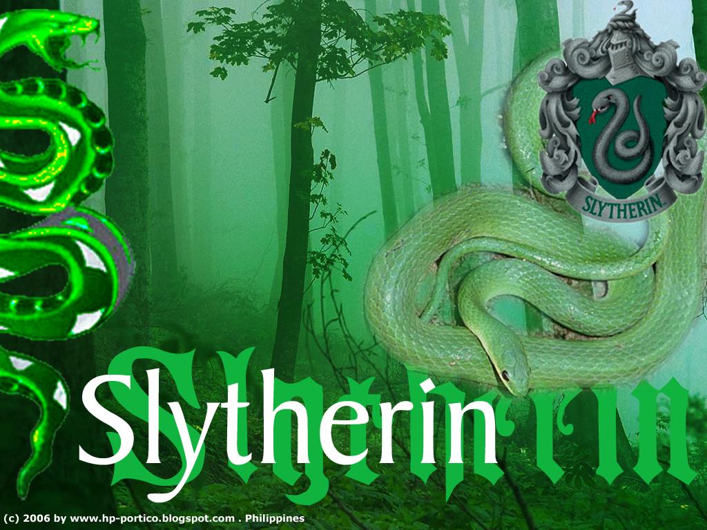 Sala común  Slytherin