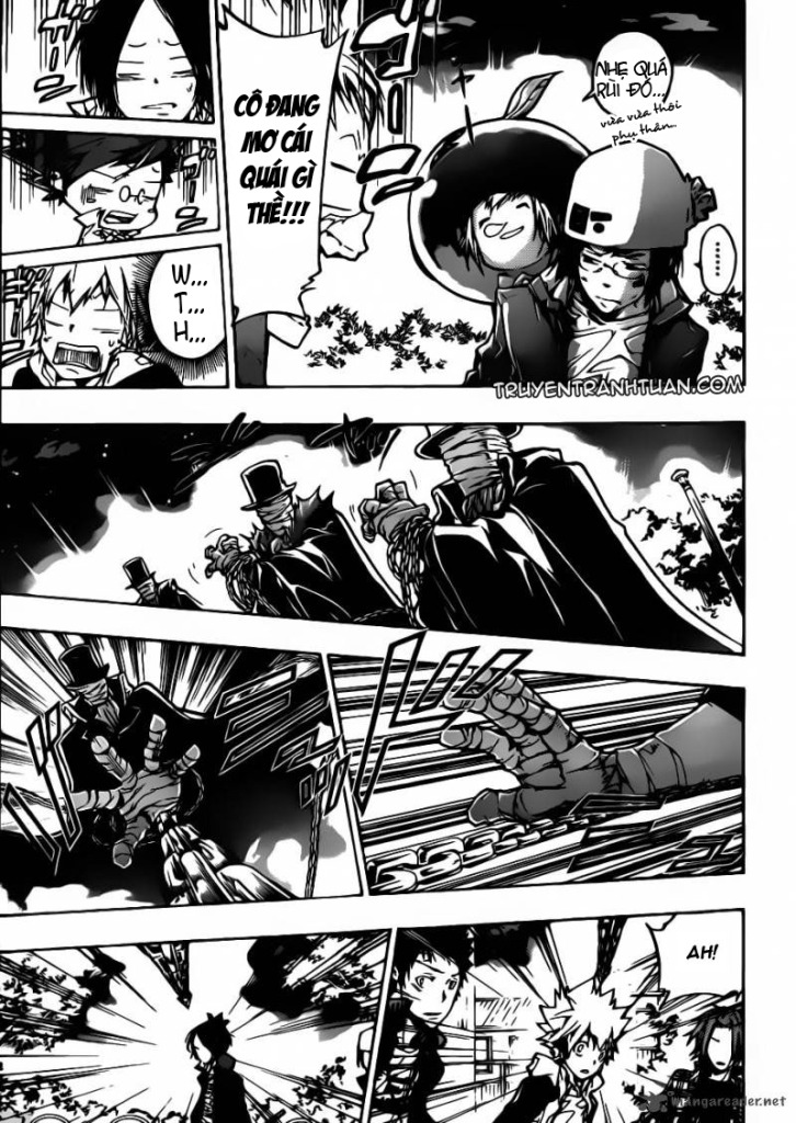 [Contest] Fake Manga Kateikyoushi-hitman-reborn-013