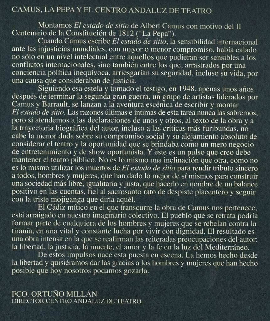 2012 · 02 · 26 · ESTADO DE SITIO · Albert Camus · Cánovas, Málaga El_estado_de_sitio_03