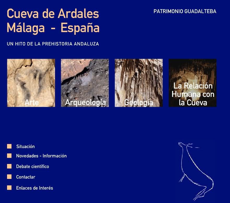 Cueva prehistórica de Ardales Museo