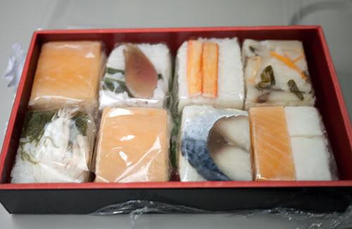 [Giới thiệu] Mọi thứ về ekiben - bento ở ga xe Nhật Ekiben-matsumoto-sushi