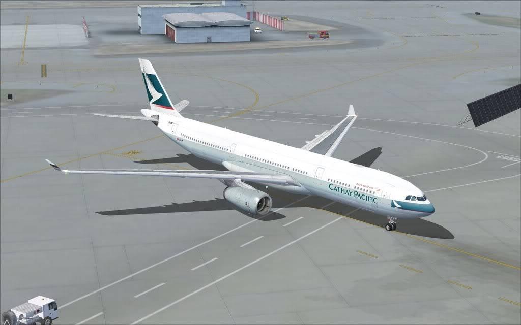 Airbus A330 Cathay Shot0000